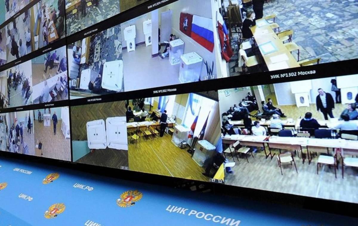 Видеонаблюдение на выборах-2021 будет идти все три дня