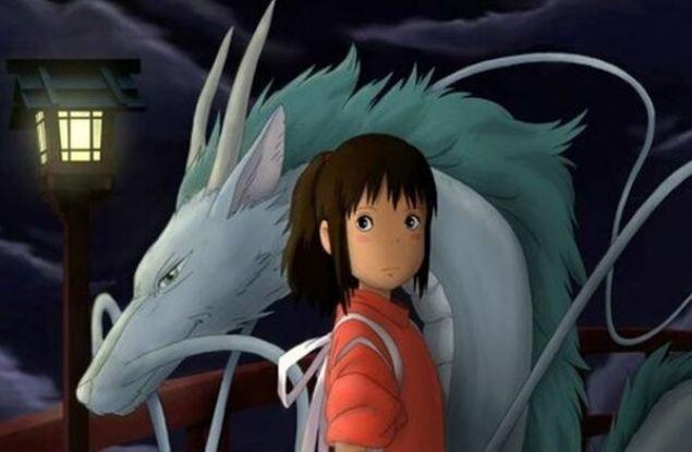 В Колизее возобновили показ классической японской анимационной ленты