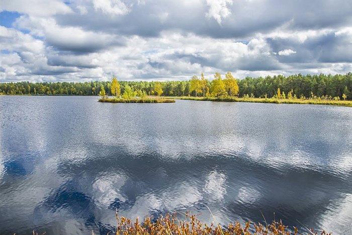 В Кирово-Чепецком районе есть свое целебное озеро
