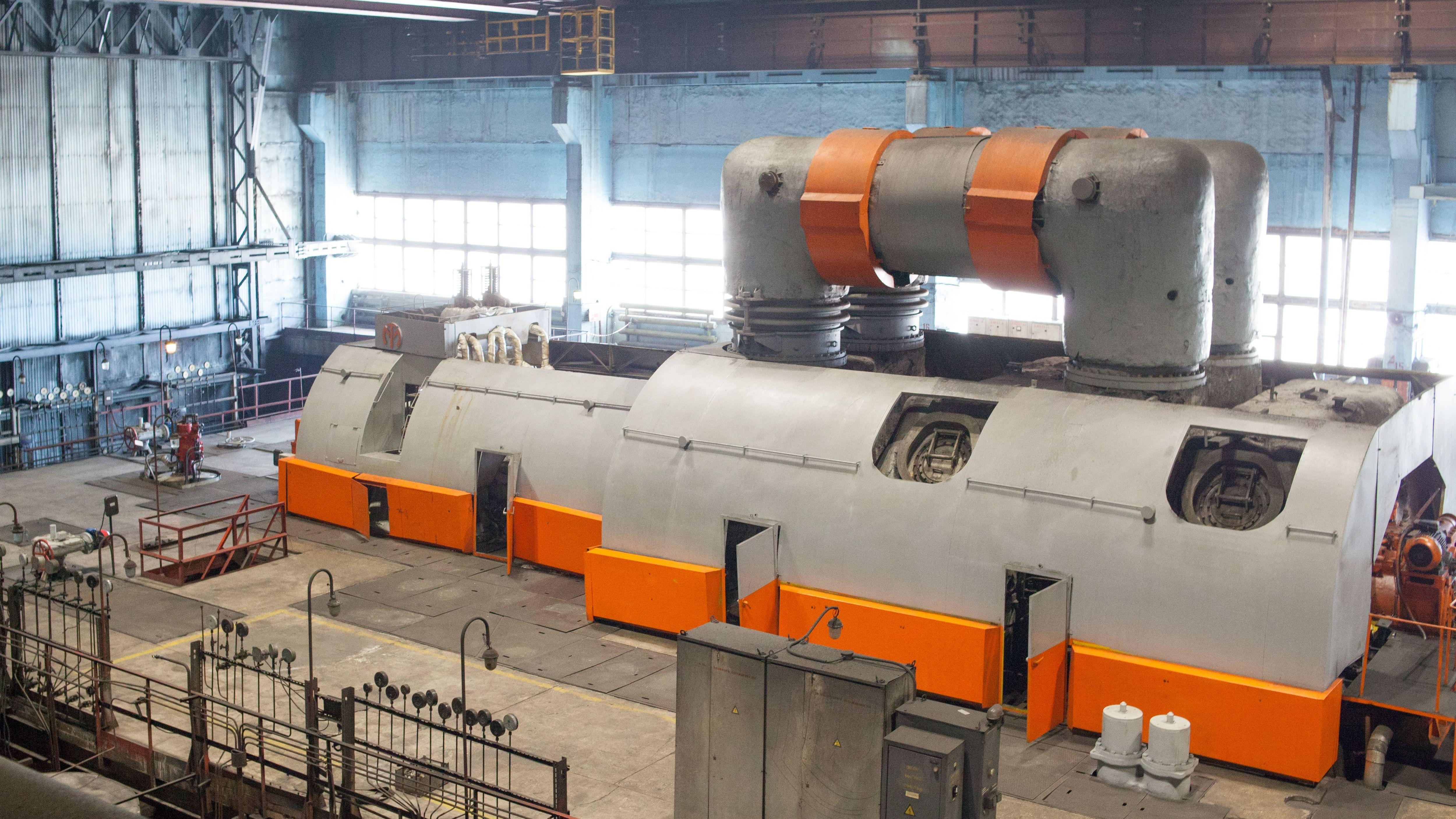Т Плюс направила на ремонт турбоагрегата Кировской ТЭЦ-5  11,4 миллиона рублей