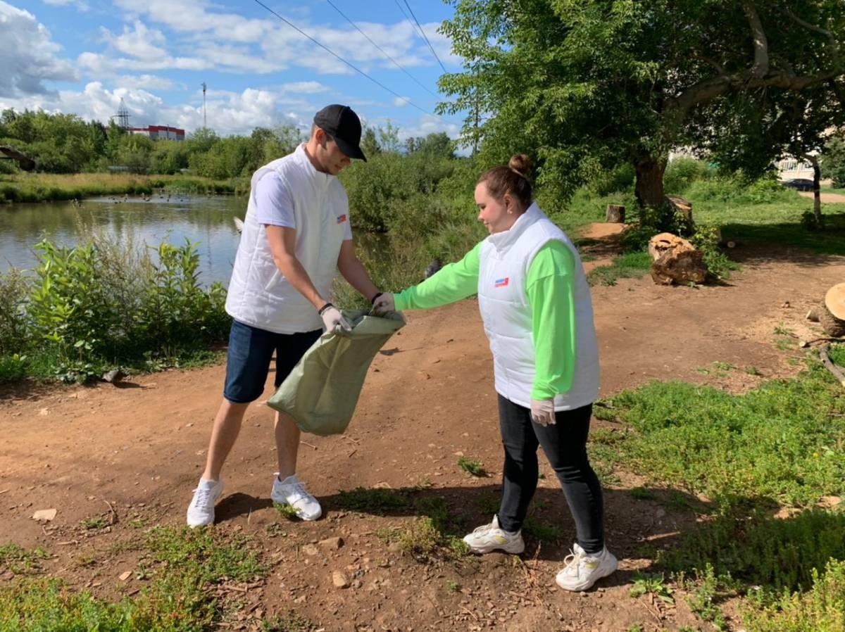 Кировская область присоединилась к Всероссийскому экомарафону «Дни зеленых действий»