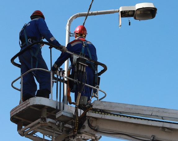 С начала 2021 года Кировэнерго взял на обслуживание более 17 тысяч уличных светильников