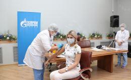 Кировские газовики повышают коллективный иммунитет