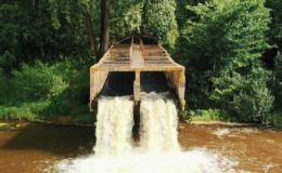 За сброс технической воды в Кирово-Чепецке- штраф в 2,4 млнрублей