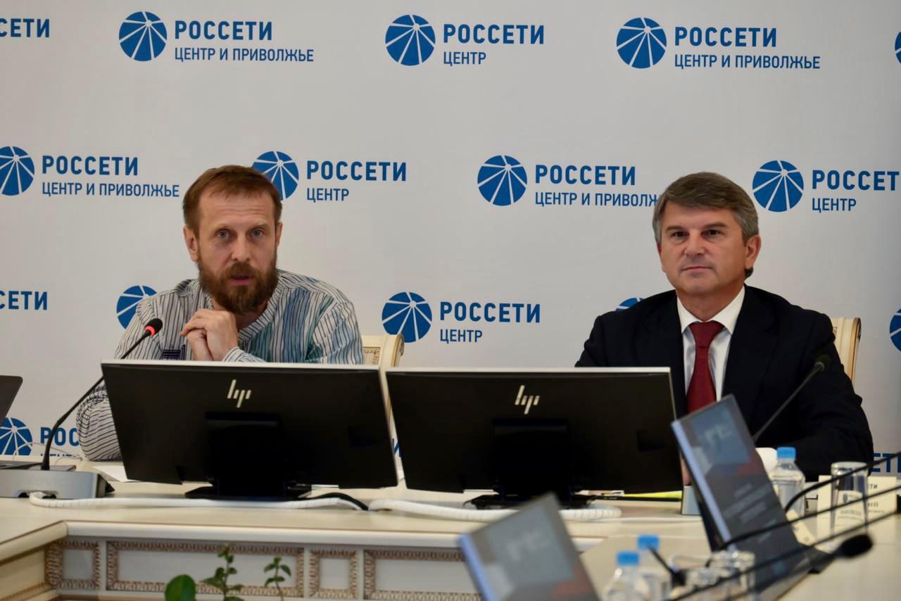 Игорь Маковский принял защиту курсовых работ первого потока специалистов «Россети Центр» и «Россети Центр и Приволжье» по направлению «Инженер по знаниям»