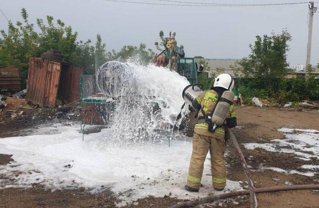 Известны причины сильных запахов газа по городу Кирову