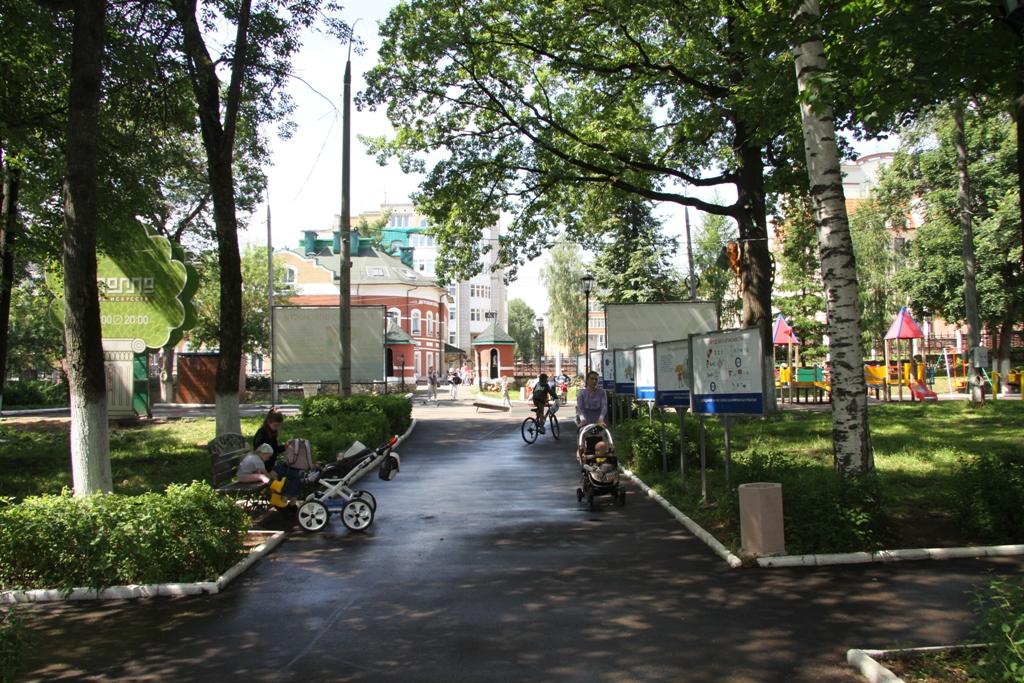 «Ростелеком» организовал облачное видеонаблюдение в детском парке «Аполло» в Кирове