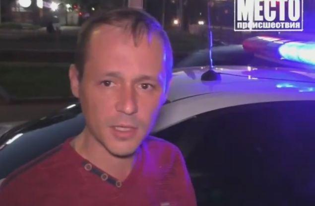 Полиция остановила чиновника, едва не протаранившего патрулей. Возможно, он был пьян