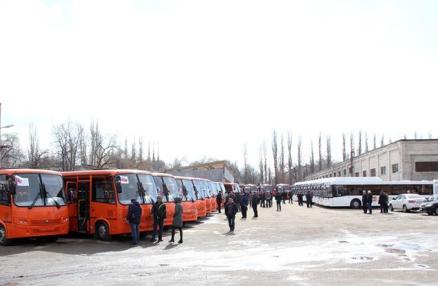 Александр Чурин анонсировал закупку автобусов на миллиард рублей