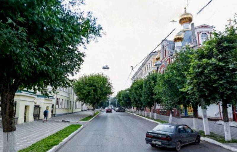 Начало улицы Московской в Кирове планируется сделать пешеходным