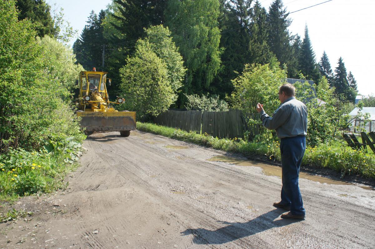 Александр Перешеин: Вода, свет и дорога — самое главное для садоводов