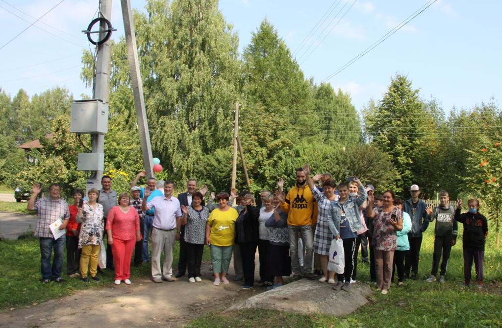 «Ростелеком» завершил в Кировской области проект «Устранение цифрового неравенства»
