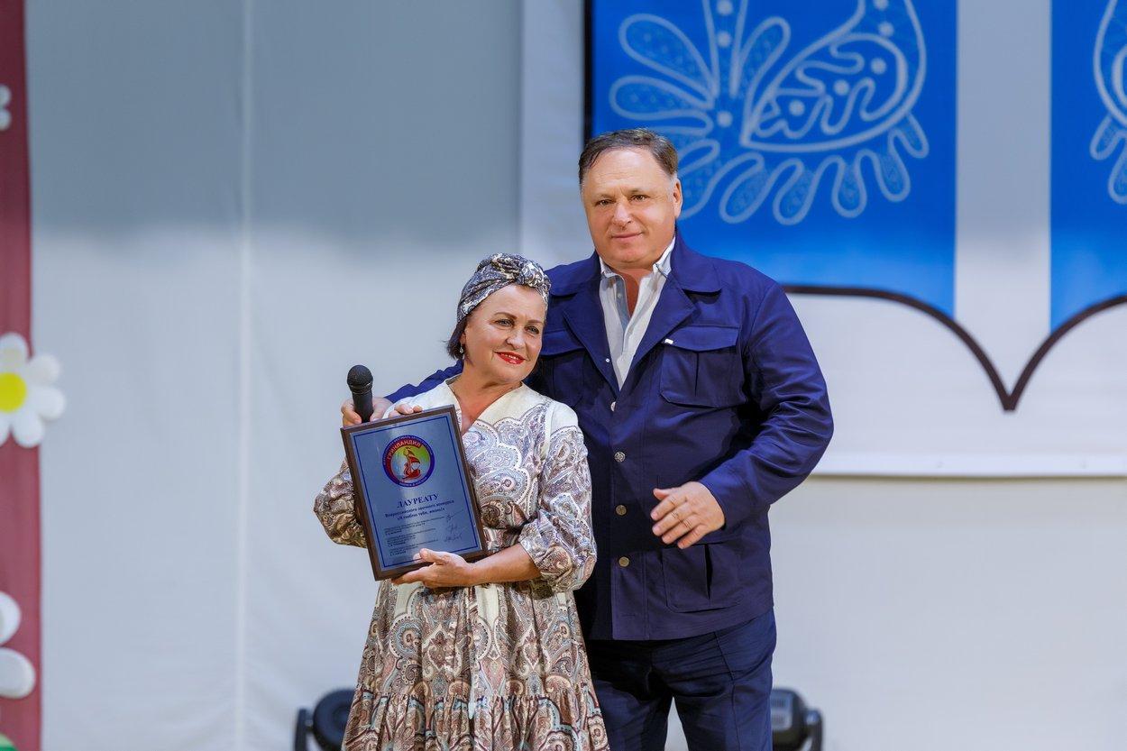 Олег Валенчук поздравил жителей Советска с Днем города