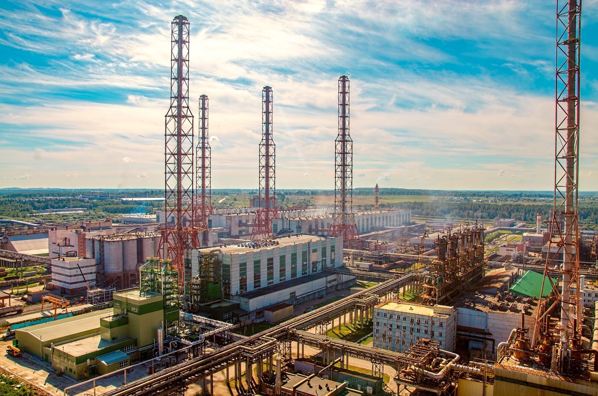 В филиале «КЧХК» реализован проект стоимостью более 50 млн рублей для улучшения качества продукции