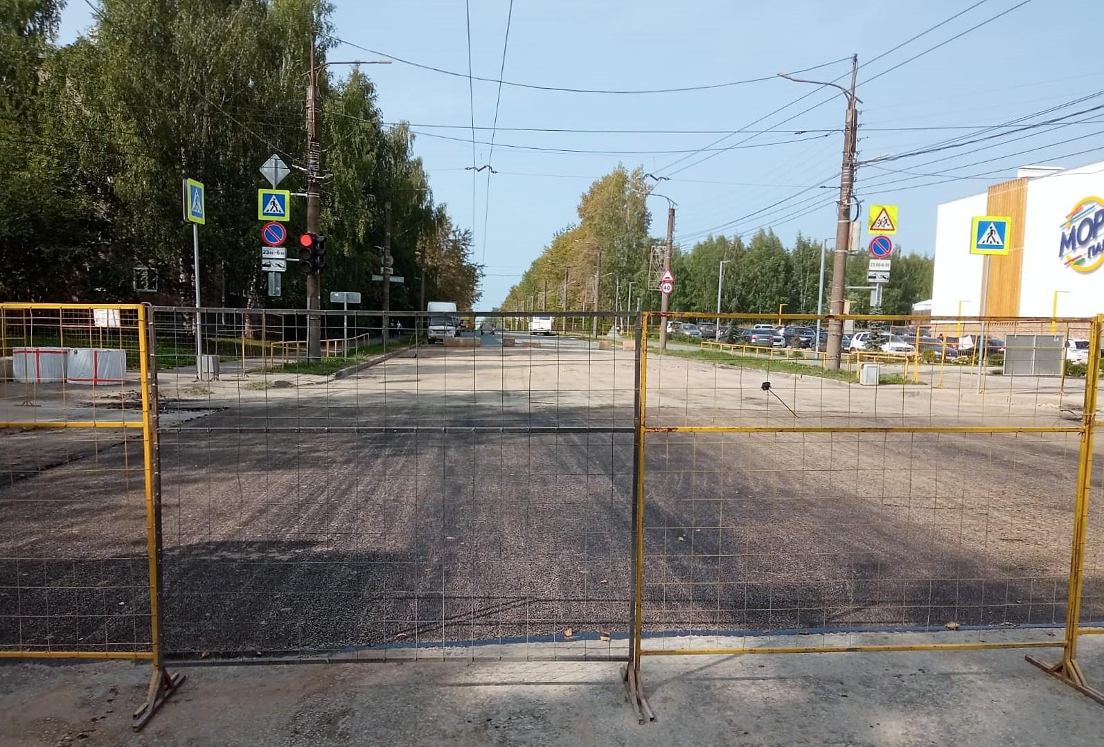 Известна дата открытия улицы Попова в Кирове