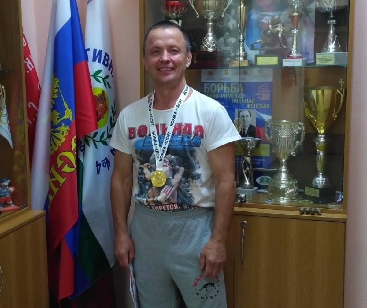В Кирове пройдет зарядка с чемпионом