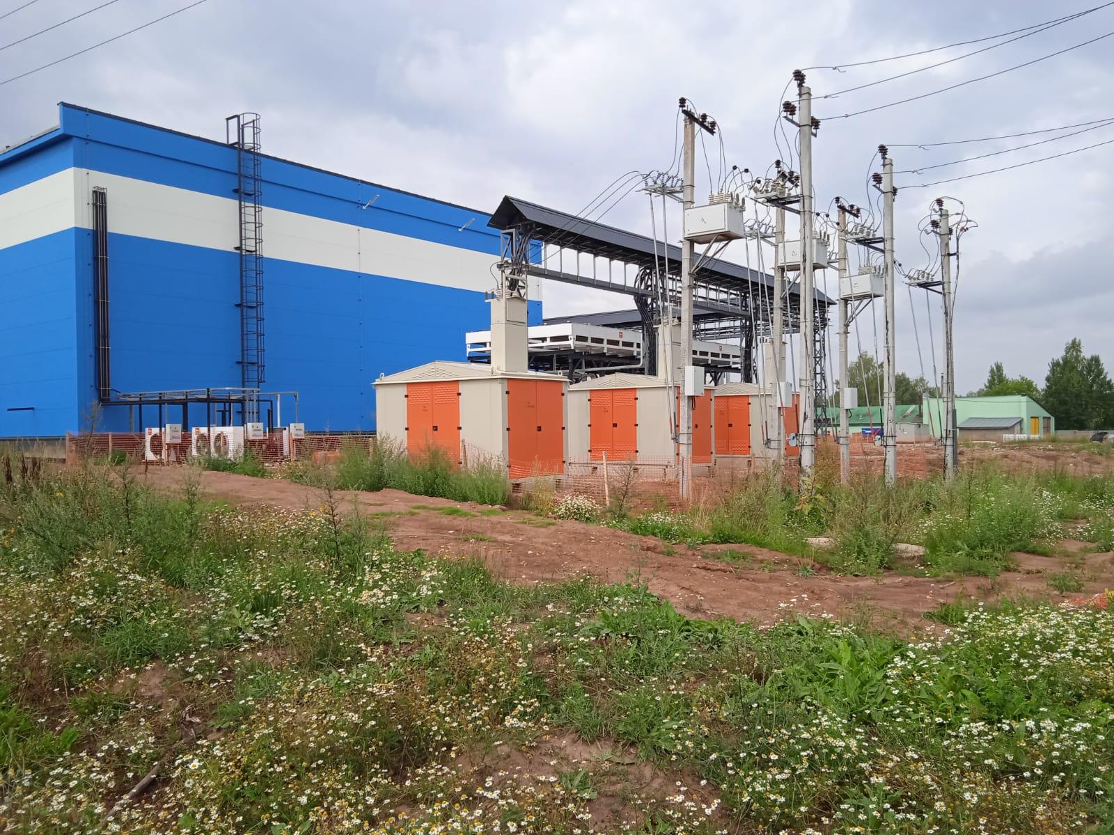 Энергетики «Россети Центр и Приволжье» обеспечили электроснабжение нового производства Вожгальского маслодельно-сыродельного завода