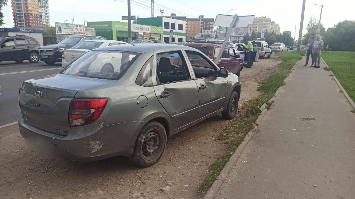 На перекрестке улиц Ленина и Современной в результате ДТП пострадали пешеходы