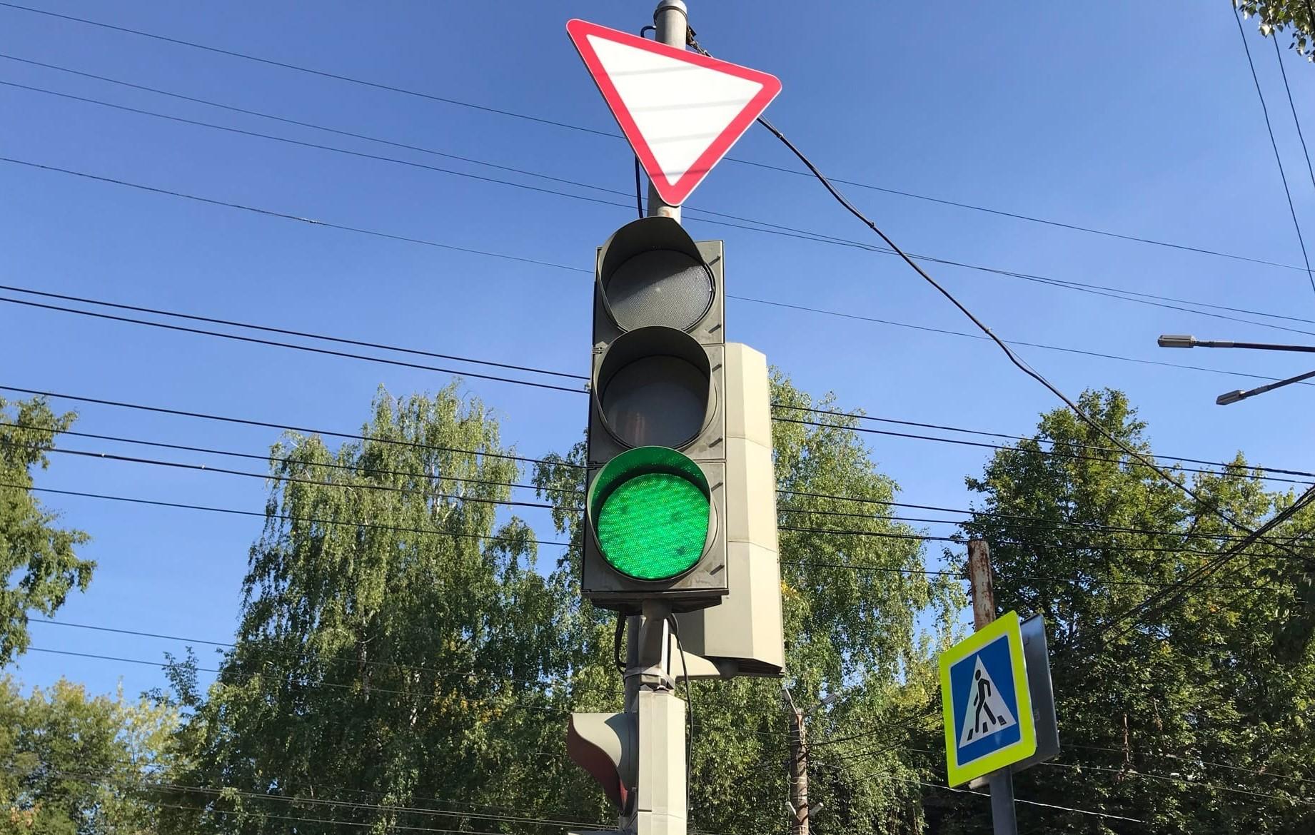 """До конца этого года на улице Производственной может появиться """"Зеленый коридор"""""""