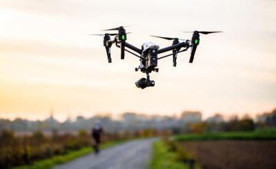 За кировскими водителями следят дроны?