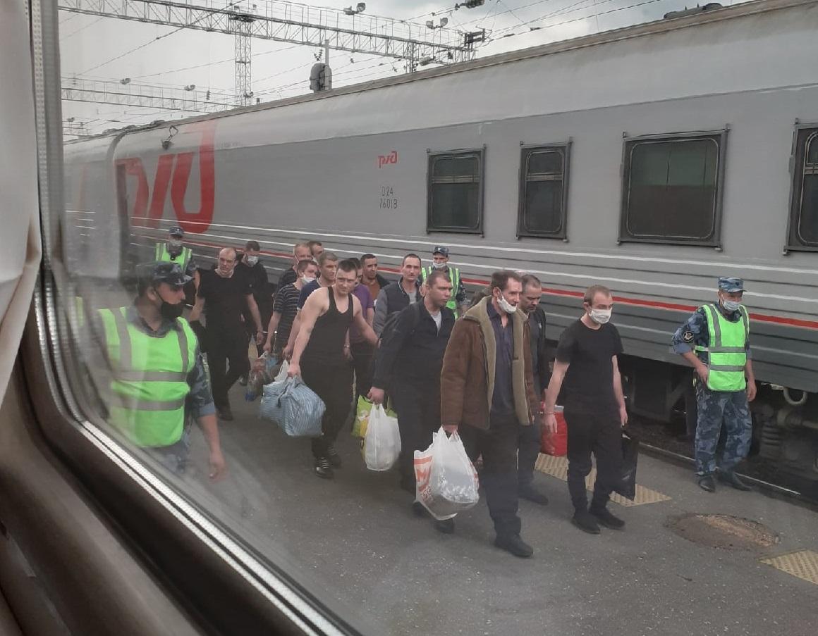В Кирово-Чепецке, даже сидя в тюрьме, заключенные борются с алкоголизмом