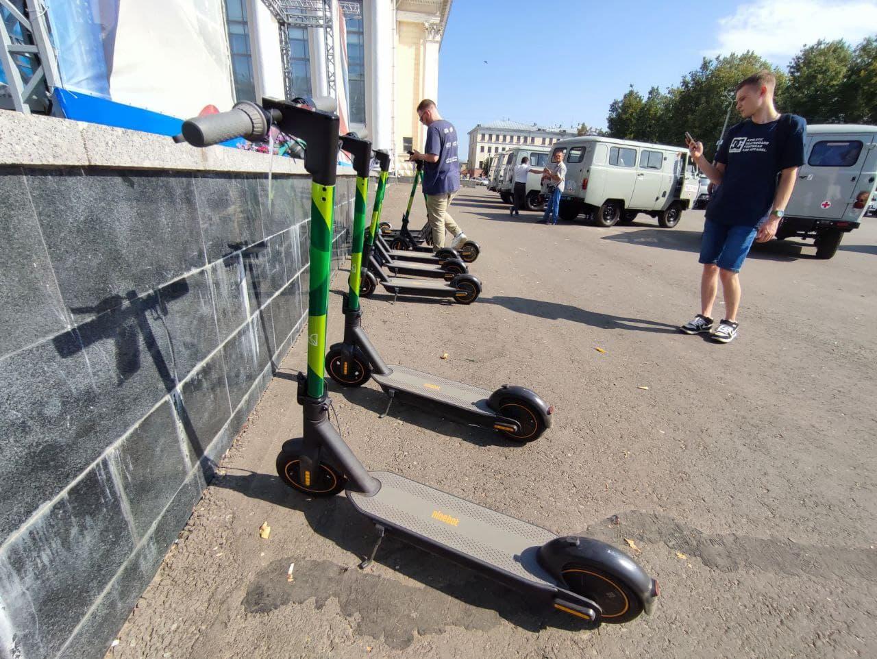 Мы проверили первый прокат самокатов в Кирове. И с ним есть проблемы