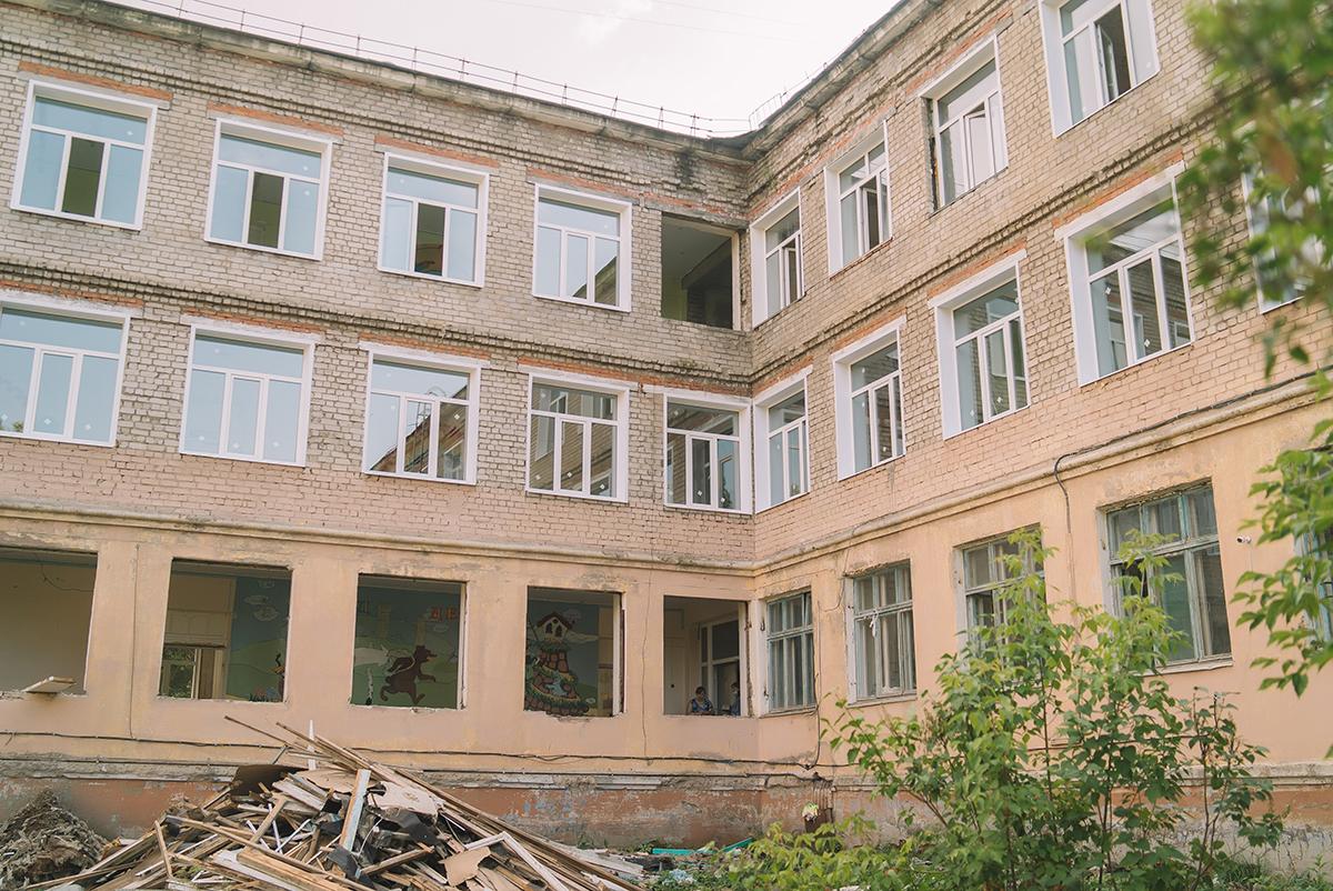 1 сентября не все школьники Кирово-Чепецка встретят за родной партой