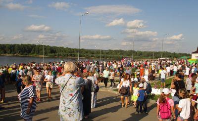 Пешеходный мост через реку и восстановление пристани: два города Кировской области выиграли благоустройство за счет правительства