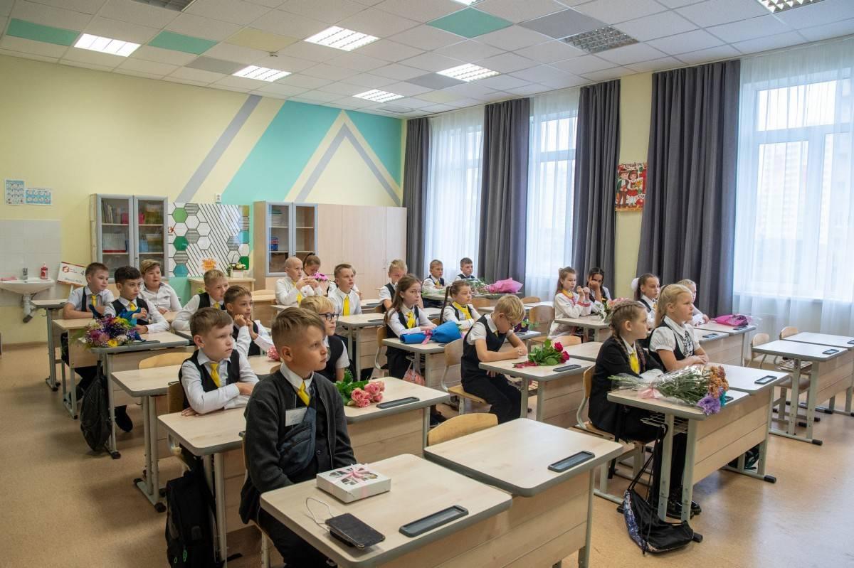 Кировские школьники отмечают День знаний