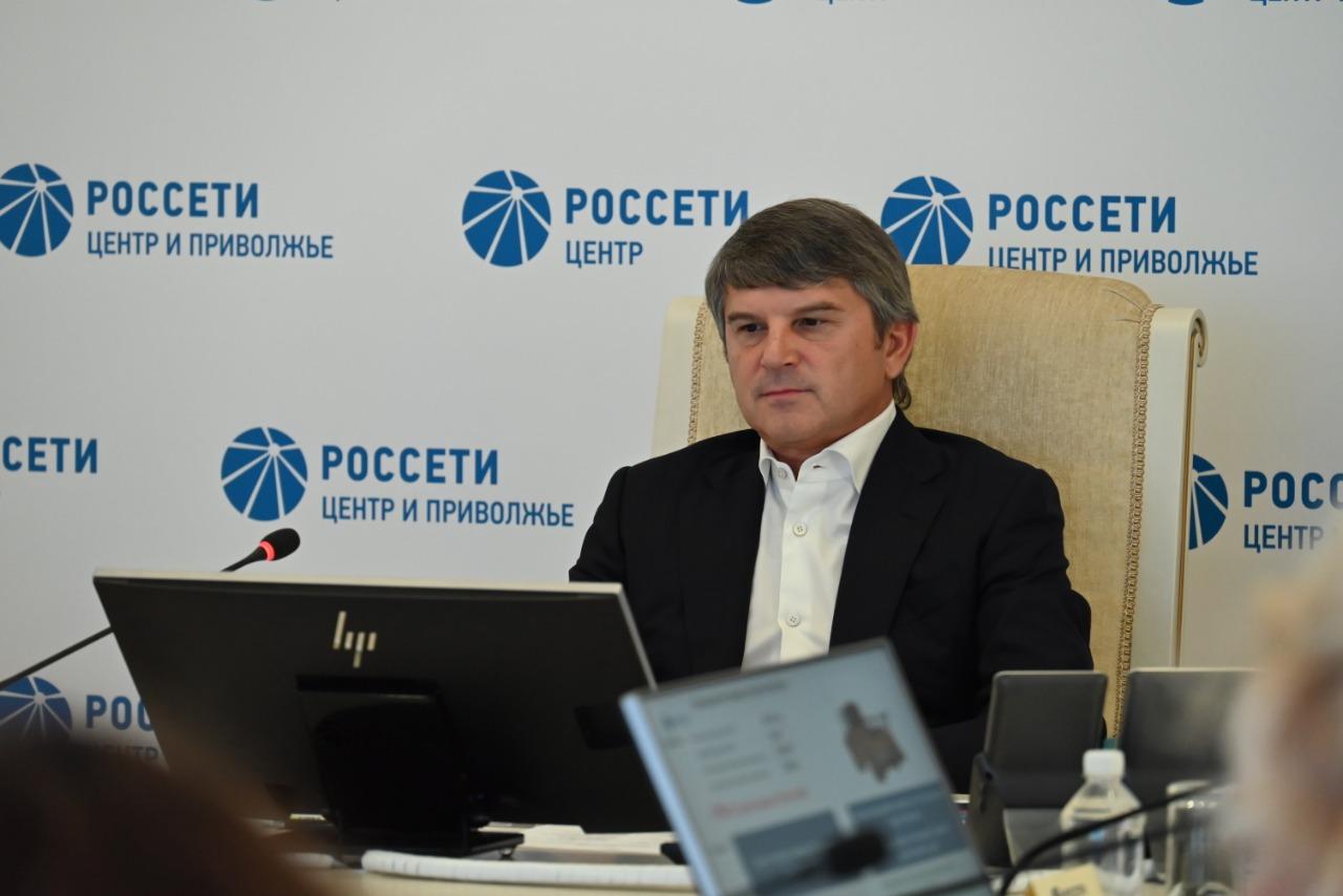 Игорь Маковский поручил усилить контроль за исполнением целевой программы надежности филиала «Тверьэнерго»