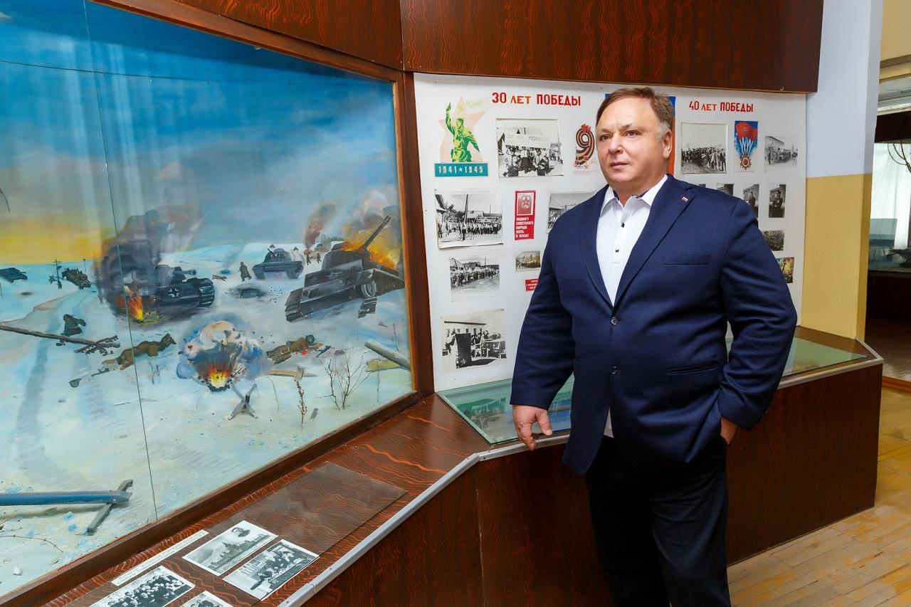 Олег Валенчук: Секрет успеха руководителя — внимание к нуждам людей