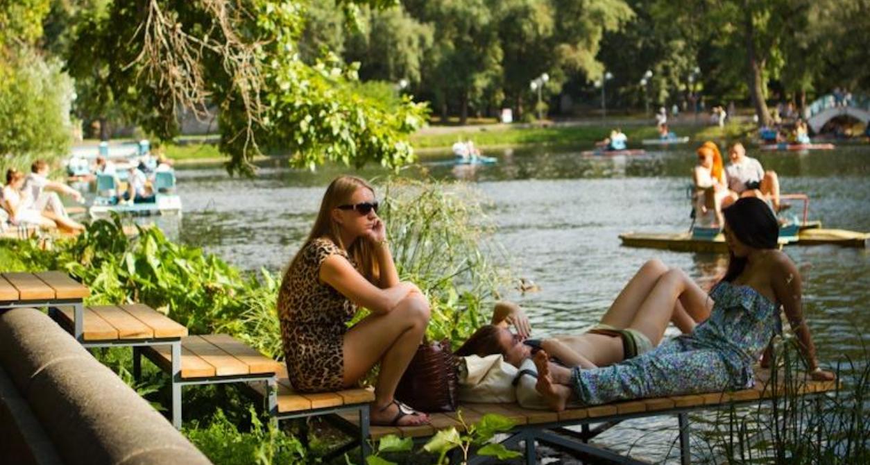 В Кирове презентовали идею создания ленточного парка на берегу Вятки