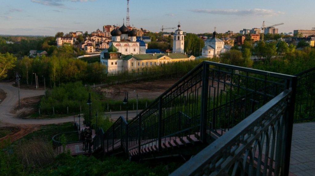 В Кирове предполагается создать целый пешеходный каркас