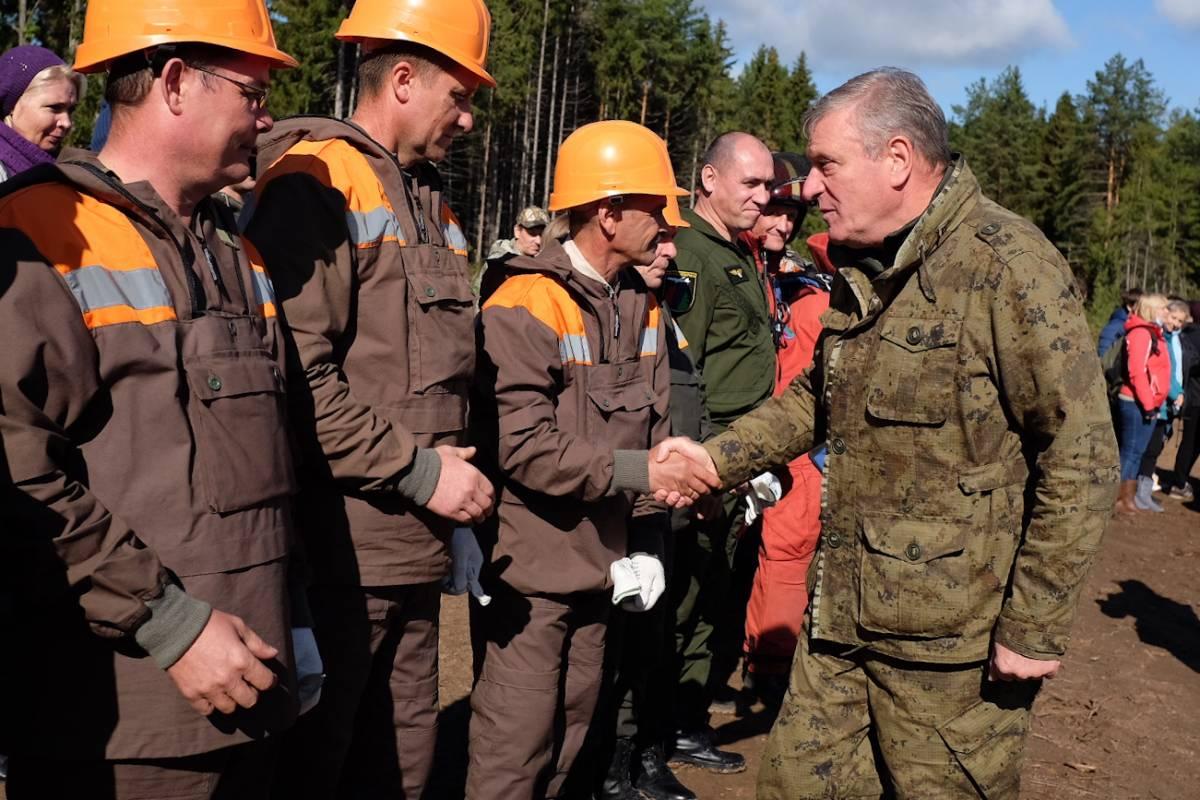 Игорь Васильев: «Каждый из нас может помочь родному краю в восстановлении лесов»