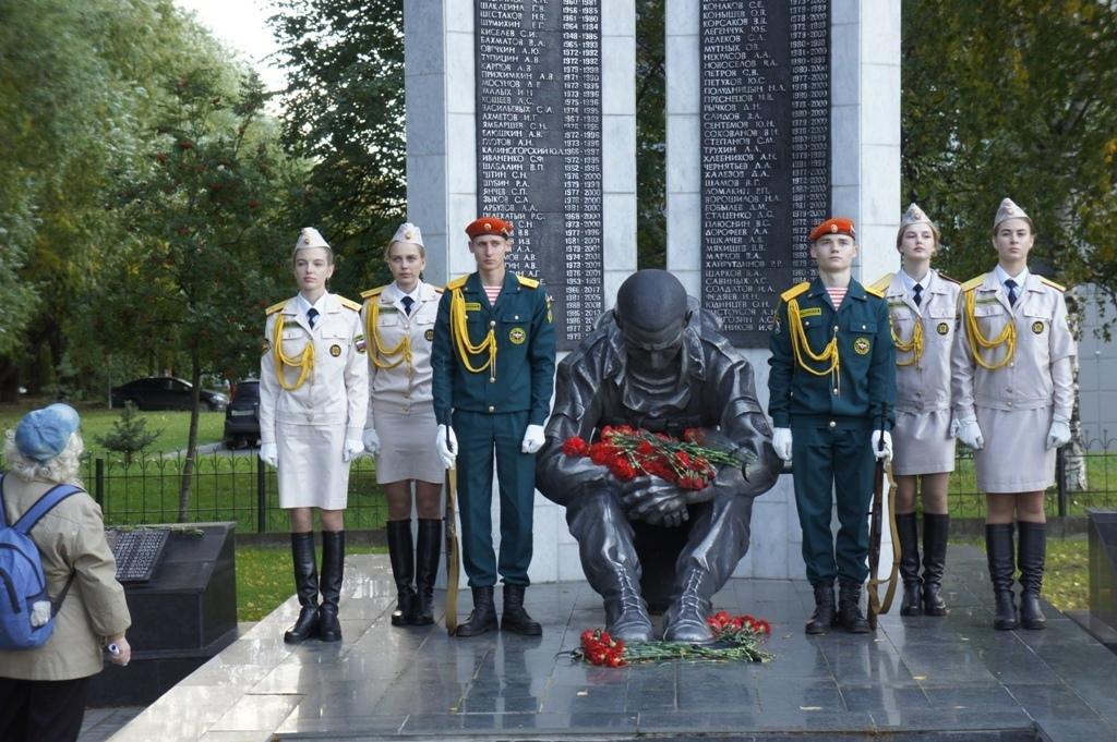 Кировское отделение «Боевого братства» отметило 15-летний юбилей