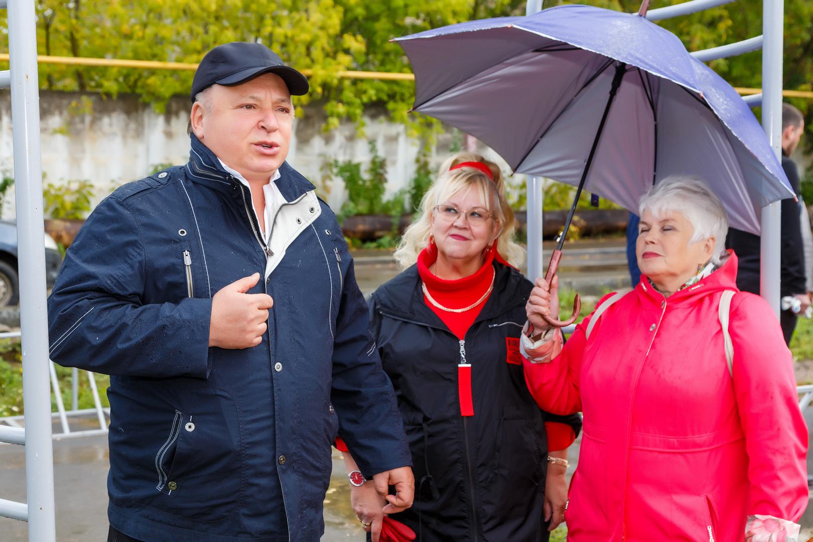 Олег Валенчук: Мы чтим великий подвиг земляков!
