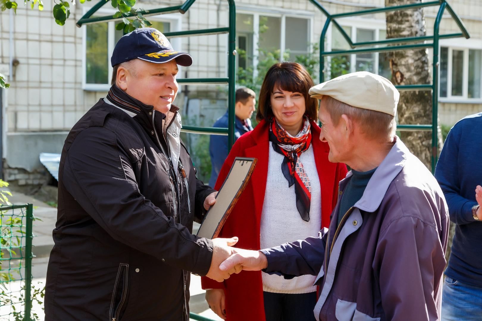 Олег Валенчук: Сады Памяти - наш ответ тем, кто стремится переписать историю