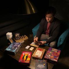 Илья Чебыкин о настольных играх, почему они не только для детей, и как найти игру для себя