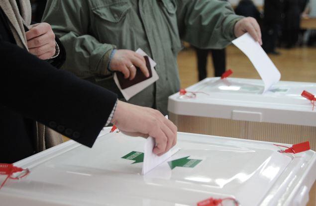 Дальний Восток открыл выборы-2021
