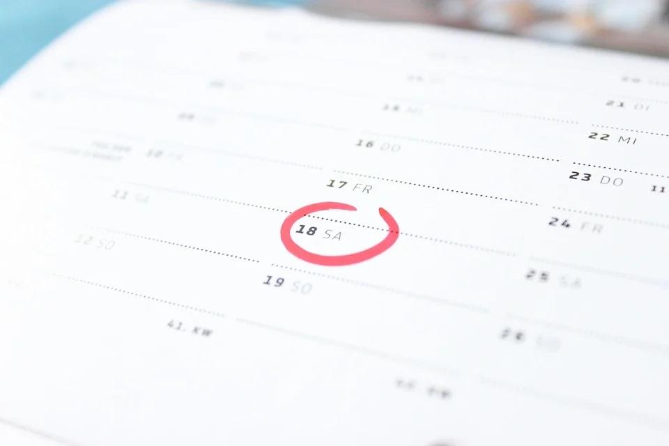 Известен календарь выходных и праздничных дней на 2022 год