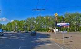 Перекресток Октябрьского проспекта и улицы Карла Маркса станет круговым