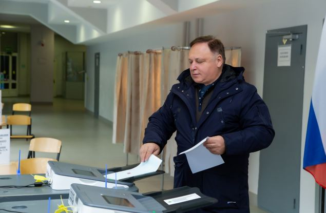 Олег Валенчук: Голос каждого значим!