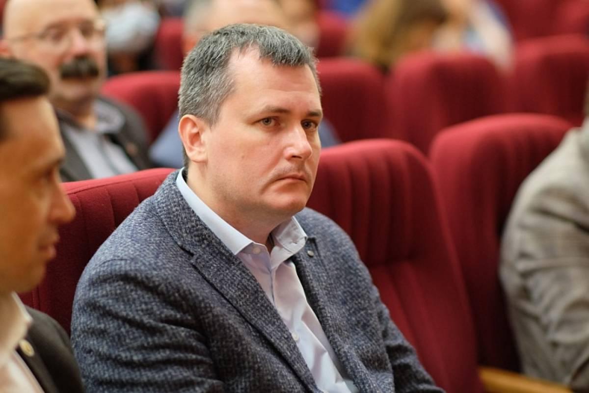 Сергей Чурин: Депутатам Заксобрания области предстоит работа над промышленным и инфраструктурным развитием региона