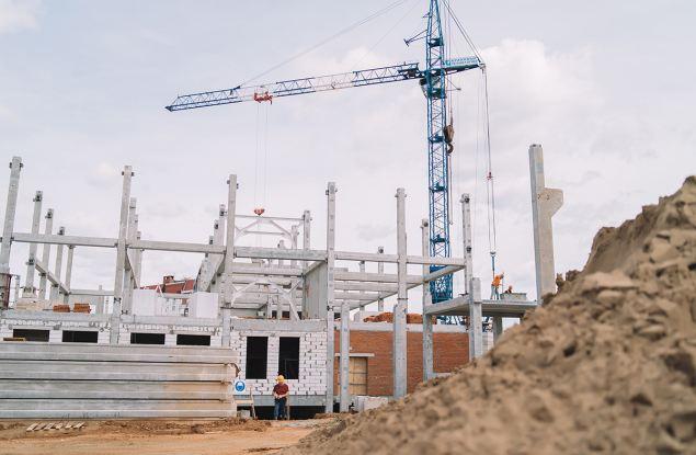 Территория КВАТУ готовится к строительству школы
