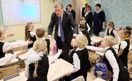 У губернатора Васильева есть подшефный класс. Зачем он нужен и в чем цель менторства?
