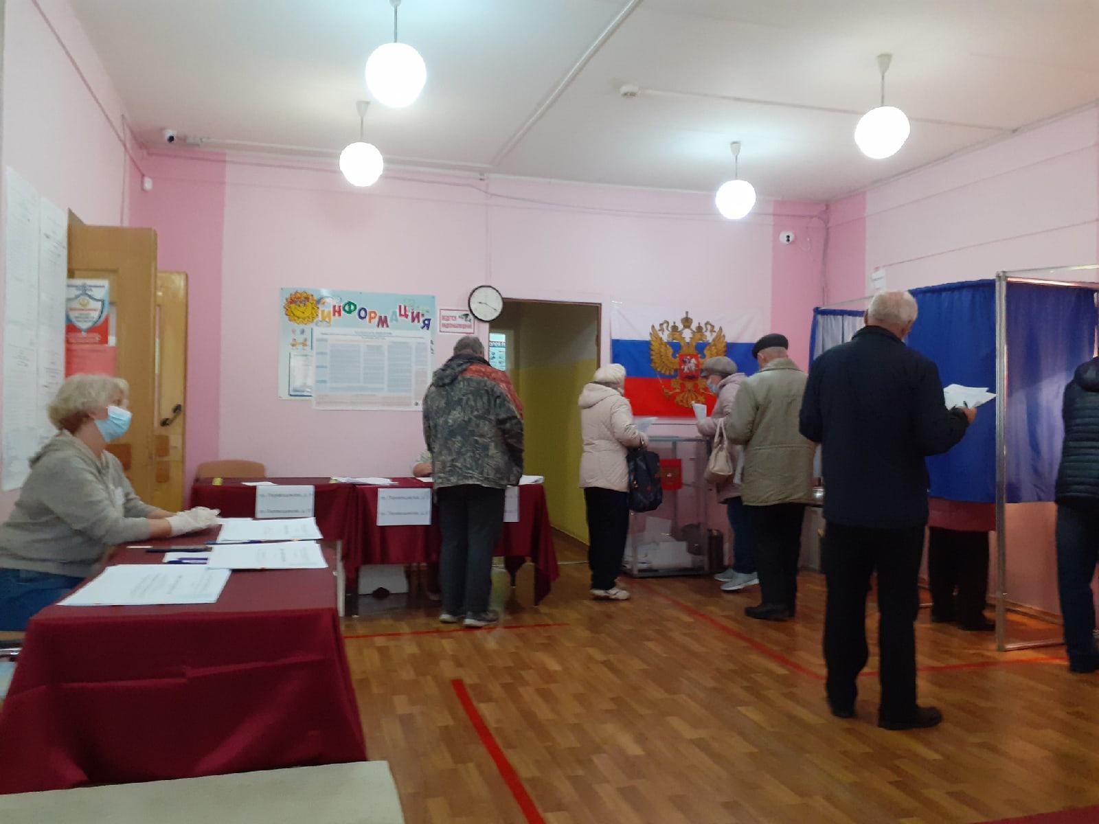Кирово-Чепецкая городская избирательная комиссия подвела окончательные итоги выборов 17-19 сентября