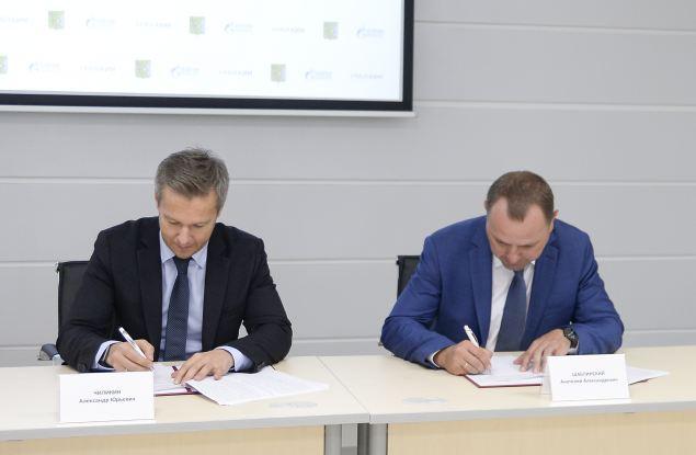 «Газпром межрегионгаз Киров» и филиал «КЧХК» компании «Уралхим» подписали долгосрочный договор о сотрудничестве