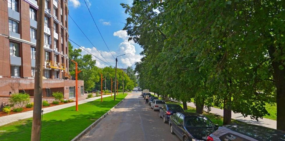 В Кирове закрыт для проезда участок улицы в районе Советской, 49