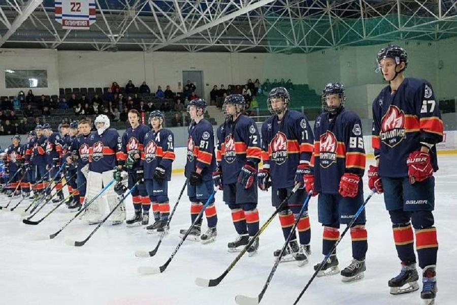Молодые «Олимпийцы»из Чепецка открыли хоккейный сезон домашней победой