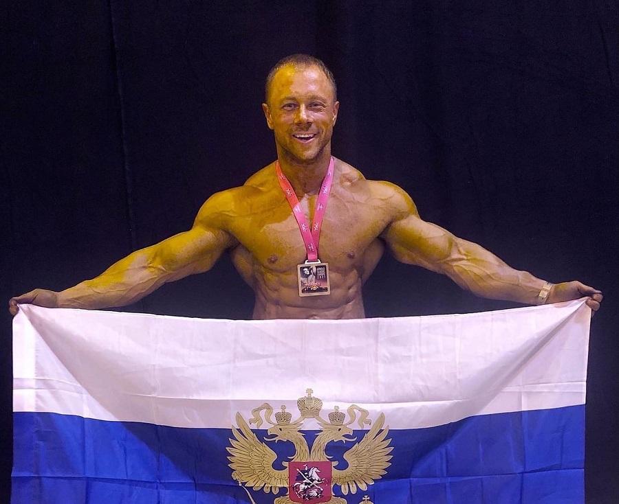 Кировчанин выиграл в европейском конкурсе бодибилдинга ARNOLD CLASSIC EUROPE